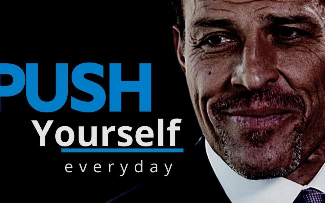 Tony Robbins: KEEP PUSHING HARDER (Tony Robbins Best Motivational Speech)